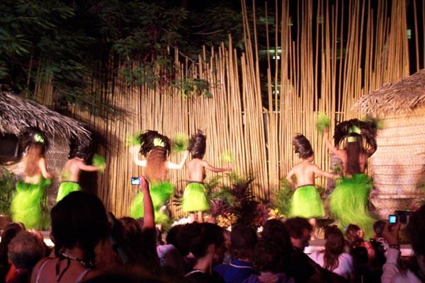 Maui Luau Dancers